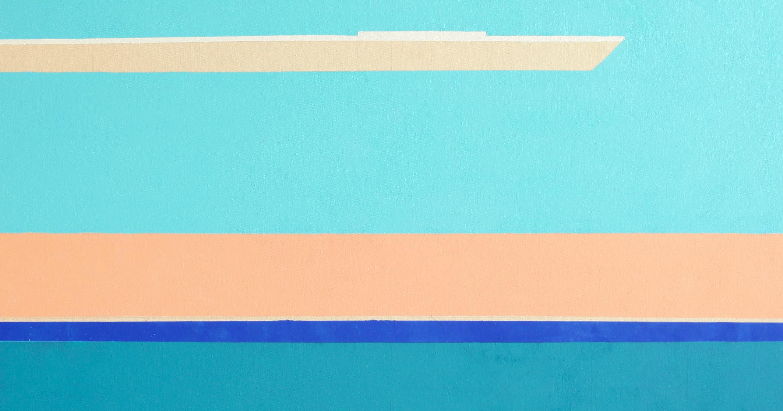 Study for Hockney (detail), 2015