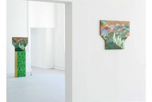 7 Positions installation view, 2013