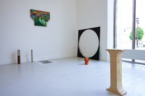 Installation view, 2013