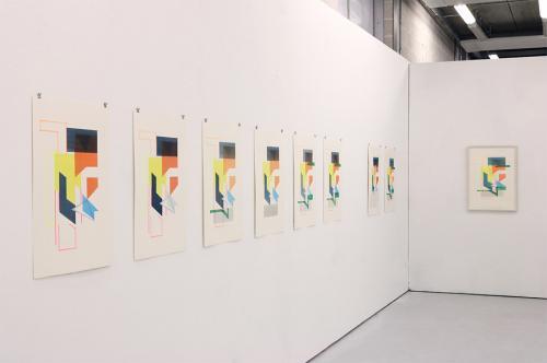 Exhibition view, London, 2018